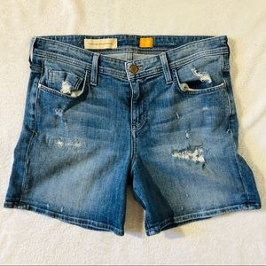 Pilcro by Anthropologie Jean Shorts